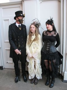 Whitby Goth weekend April 2015