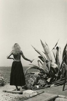 sapta-loka:  Bernard PlossuUntitled c. 1975