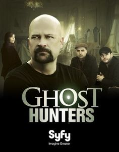 Ghost Hunters - great photo of the team!