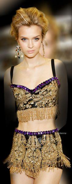 Dolce&Gabbana Repinned by www.fashion.net