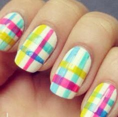 Summerie nail