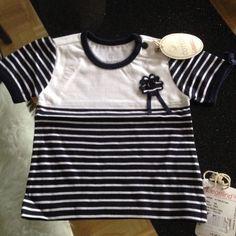 Süßes Streifenshirt, neu mit Etikett - Finde tolle Kinderkleidung secindhand bei gebraucht.de