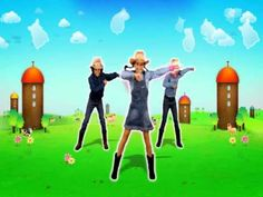 use Just Dance kids for brain breaks