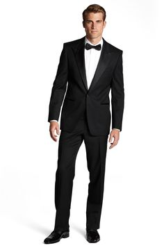 HUGO BOSS Cary Grant Tuxedo. - Digging the tux!