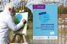 """Evénement participatif """"La Sèvre nous enchante"""" Cover, Books, Social Media, Program Management, Libros, Book, Book Illustrations, Libri"""