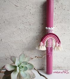 Easter Presents, Palm Sunday, Candels, Wall Lights, Craft Ideas, Crochet, How To Make, Handmade, Crafts