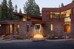 mountain modern architecture - Google Search
