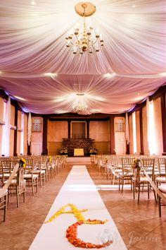 The Heights Villa - Wedding Venue in Houston, TX...mainly looking at the ballroom not the grand ballroom (which is pictured here)