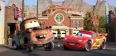 Cars Land and Buena Vista Street are officially open!  Want to go sooo badly!