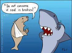 Seal is broken