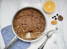 Cake Aux Fruits Secs, Dessert, Pancakes, Oatmeal, Breakfast, Food, Dates, Figs, Seasonal Recipe