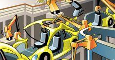 Industry 4.0? Passa dall'automazione cognitiva del manifatturiero - Il Sole 24 ORE