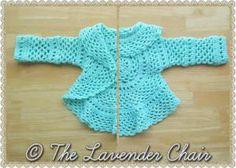 Ring Around the Rosie sweater - Free Crochet Pattern - The Lavender Chair, cardigan, circle, #haken, gratis patroon (Engels), cirkelvest, #haakpatroon