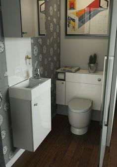 best bathroom remodeling ideas | Cloakroom Ideas