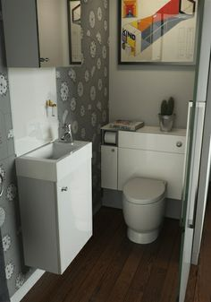 best bathroom remodeling ideas | Cloakroom Ideas