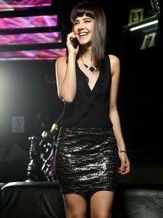 #noche #vestidos #moda #fiesta #lizminelli  Mira más en: http://antro.lizminelli.com/