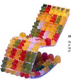 gummy bear furniture