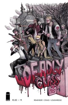 Rick Remender's Deadly Class looks like a sure bet in January 2014!