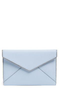 Rebecca Minkoff 'Leo' Envelope Clutch | Nordstrom