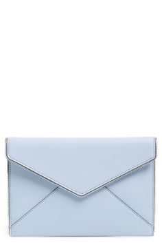 Rebecca+Minkoff+'Leo'+Envelope+Clutch+available+at+#Nordstrom