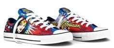 Wonder Woman... Chucks?
