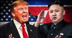 The growing tension between the United States and North Korea has now taken the form of an insult battle between Donald Trump and Kim Jong-un. Donald Trump, Strange Things Are Happening, Things To Think About, Kim Jong Un, Epic Rap Battles, Pray For Trump, Quantum Entanglement, Gujarati News, Shell Game