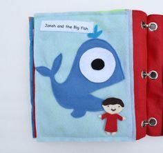 Jonás y el gran pez (ballena) libro tranquila