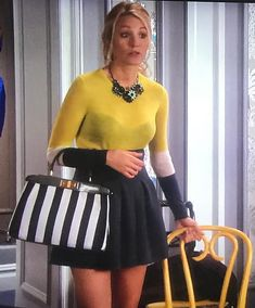 """Everything Serena Ever Wore on """"Gossip Girl"""" – You Know You Love Fashion Gossip Girl Outfits, Gossip Girl Fashion, Fashion Tv, Skirt Fashion, Autumn Fashion, Womens Fashion, Fashion Story, Mode Blake Lively, Blake Lively Family"""