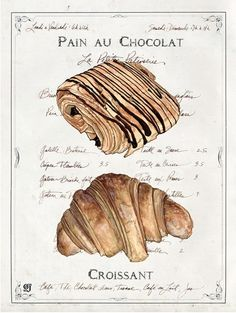 3. Something french  Mmmh..french pastries