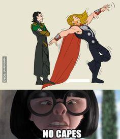 Thor Loki The Avengers Marvel Jokes, Marvel Comics, Funny Marvel Memes, Dc Memes, Marvel Dc, Funny Memes, Hilarious, Avengers Memes, Thor Meme