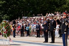 president wreath memorial day