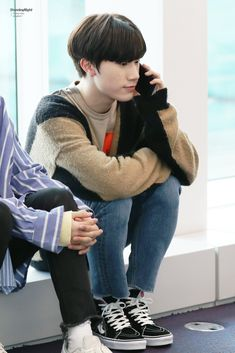 Yedam at Incheon Airport