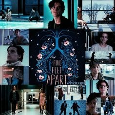 five feet apart movie I just have watched it the o - movie Sad Movies, Romantic Films, Romance Movies, Movie Wallpapers, Film Serie, Love Movie, Wallpaper Iphone Cute, Blue Aesthetic, Aesthetic Wallpapers