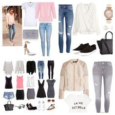 Collage, Polyvore, Closet, Image, Fashion, Moda, Collages, Armoire, Fashion Styles