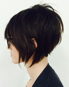 30 Super Short Hairstyles for 2017: #15- Long Pixie