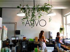 話題のカカアコエリアの人気カフェARVO CAFEのご紹介です。