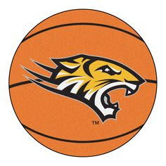 Towson Tigers Basketball Area Rug