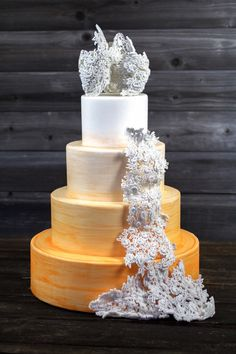 3-d printed cake topper