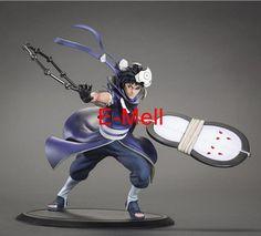52.00$  Buy here - http://alixye.worldwells.pw/go.php?t=32704828730 - Cosplay 18cm/7.1'' Naruto Akatsuki Uchiha Obito PVC GK Garage Kits Action Figures Toys Model 52.00$