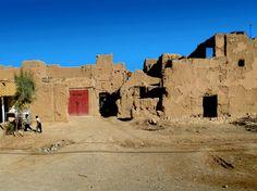 FEZNA (Aldea de Er Rachidia-Morocco).