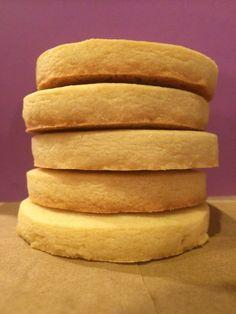 Sydney Bakes: Cut-out shortbread cookies
