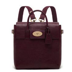 Mulberry Large Cara Delevingne Bag - so versatile!