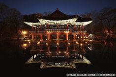 Kwanghallu Pavilion,Korea  Kwanghan Pavilion is the setting of Chunhyangjeon, one of Korea's most famous folk tales.