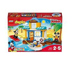 LEGO DUPLO Disney Junior Mickey  Friends Beach House 10827 by LEGO *** ** AMAZON BEST BUY **