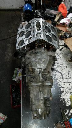 VWVortex.com - Doing the impossible - Rebuilding a Passat W8 engine