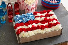 Two Easy Star-Spangled Tabletops | Midwest Living