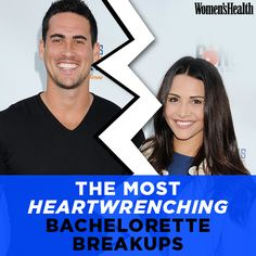 The definitive ranking of every Bachelorette breakup.