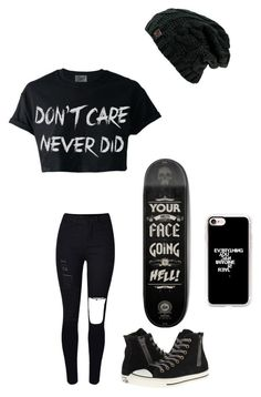Untitled #140 by darksoul7 on Polyvore featuring polyvore, Converse, Casetify, fashion, style and clothing
