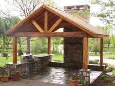 Main Street Landscape - Landscape Design, Patios, Landscaping in Prince William, Fairfax, and Loudon Counties Backyard Pavilion, Outdoor Pavilion, Backyard Gazebo, Outdoor Pergola, Pergola Kits, Pergola Carport, Small Pergola, Modern Pergola, Diy Pergola