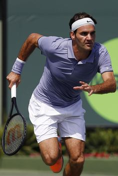 Roger Federer - Miami 2014
